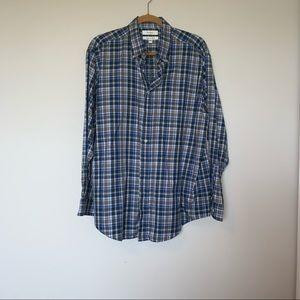 Turnbury Long Sleeve Button Down Shirt